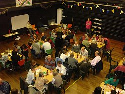 Kelly's Charity Quiz night